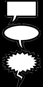 speech bubble, bubble, speaking